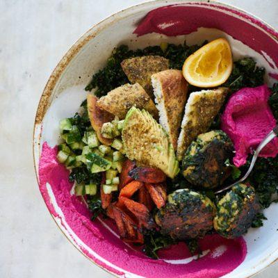 Вкусни Вегетариански фалафели + Вегански вариант