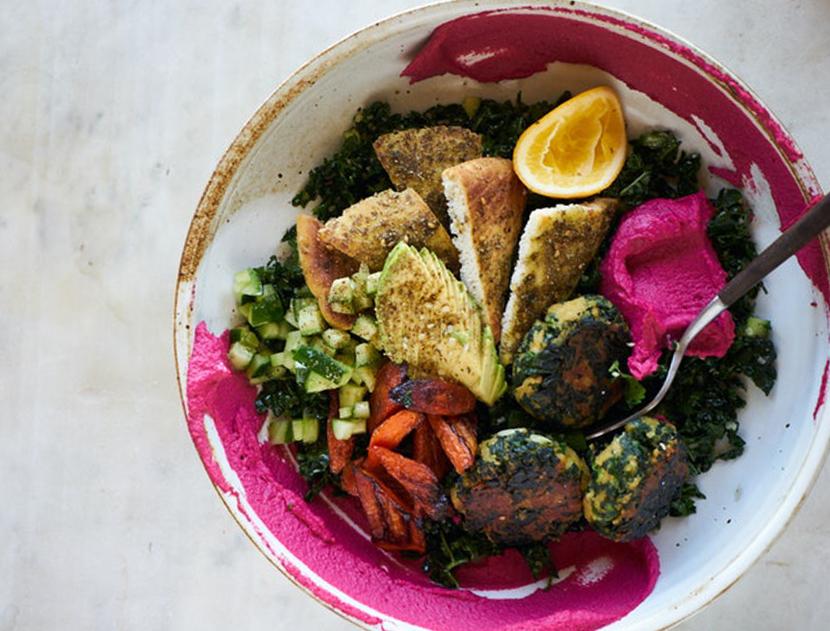 Вегетариански фалафели