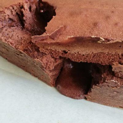 Рецепта за шоколадово суфле - лава кейк [Лесна]