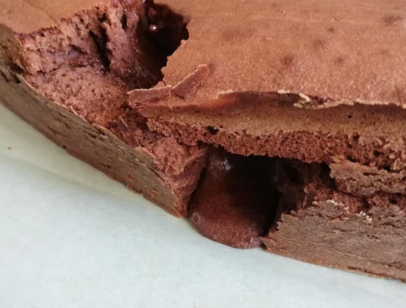 Лесното шоколадово суфле на Джейми
