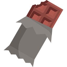 Шоколадово