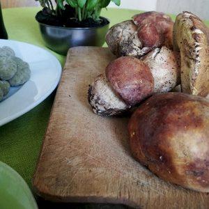 Манатарки - Ньоки с манатарки - Рецепта
