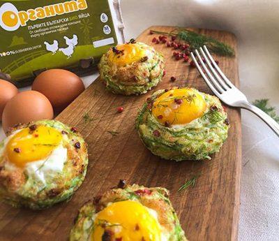 био Яйца от Ферма Органита